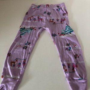**8 For $25 Old Navy PJ Pants Winter Wonderland 3T